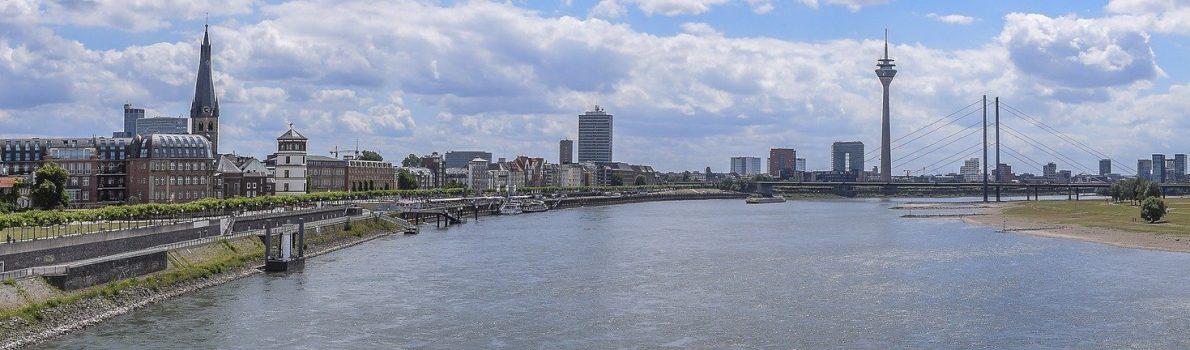 Düsseldorfpanorama